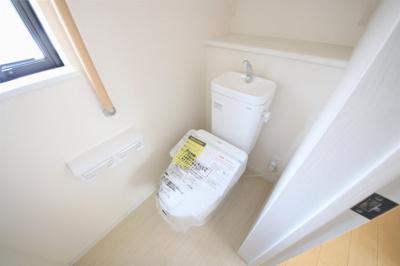 3号棟 一階トイレ