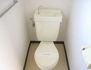 【トイレ】テラスハウス高橋