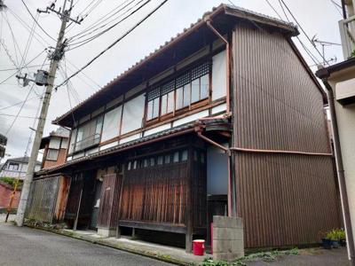 【外観】左京区下鴨宮崎町 建築条件無し 売土地