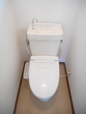 【トイレ】ミクターハイツ