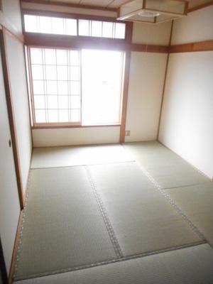 【和室】ミクターハイツ