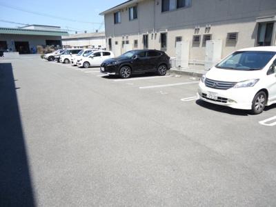 【駐車場】セジュールK