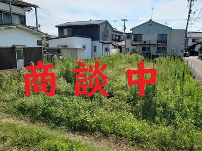 【外観】鳥取市南安長1丁目土地
