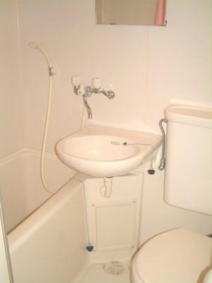 【浴室】アビタシオン