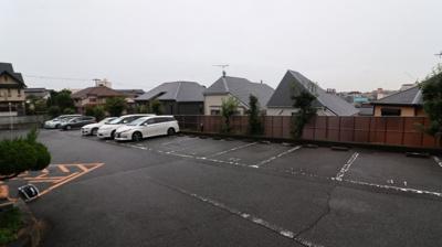 【駐車場】藤和須磨離宮ホームズ
