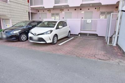 【駐車場】ラポールウチダ