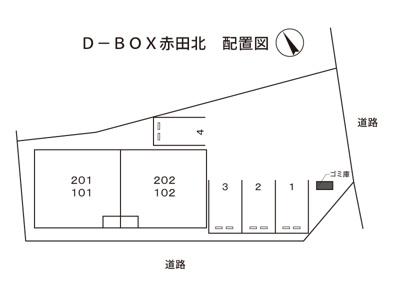 D-B0X赤田北