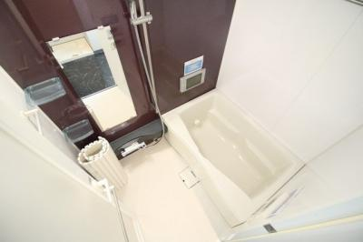 【浴室】アーバネックス大手前