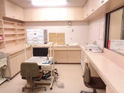 事務室・調剤室