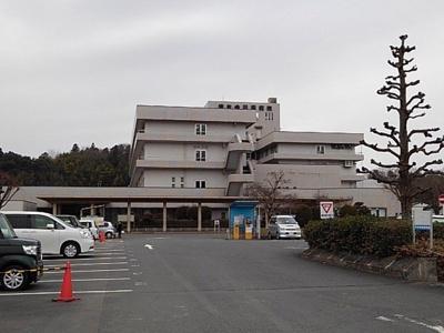 済生会日田病院まで2400m