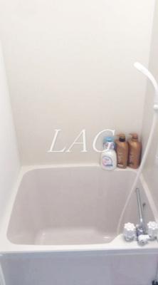 お風呂です。(モデルルームです)