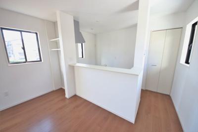 3号棟 対面式キッチン