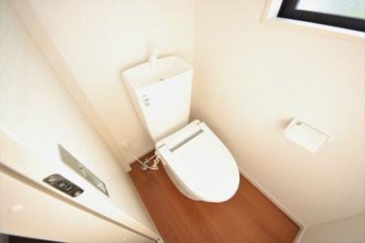 3号棟 二階トイレ