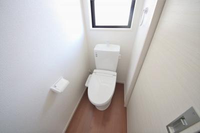 3号棟 トイレ