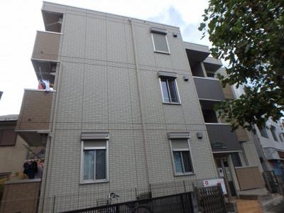 ALSOKセキュリティ導入の防犯配慮型住宅です。
