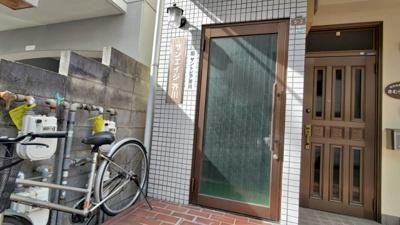 【地図】サントピア芥川