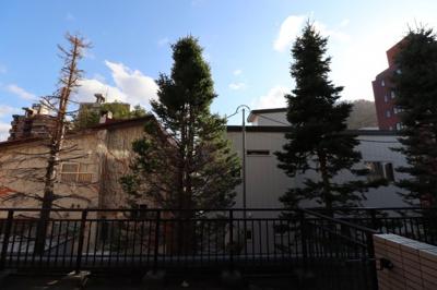 【寝室】円山4条シティハウス
