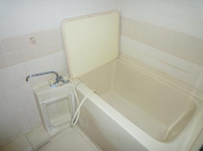 【浴室】リバティー泉ヶ丘