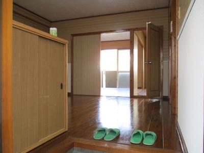 【玄関】ステーション長田