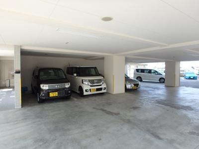 【駐車場】COCO川西町