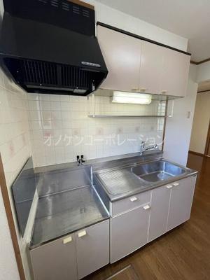 【キッチン】ルーラル・タウンB
