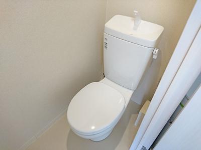 新品のトイレです