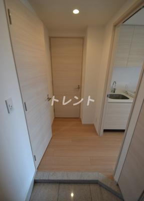 【玄関】パークハビオ渋谷本町レジデンス