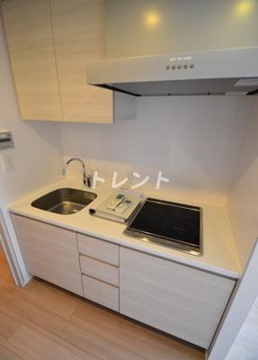 【キッチン】パークハビオ渋谷本町レジデンス