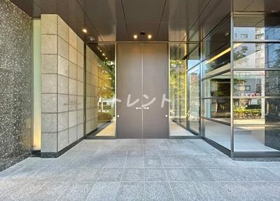【エントランス】パークハビオ渋谷本町レジデンス