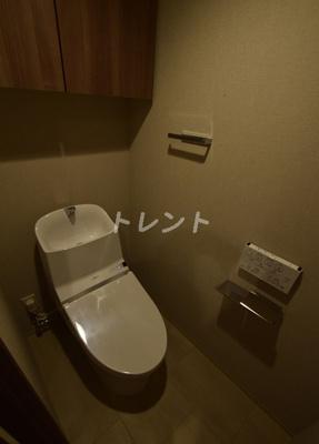 【トイレ】リビオレゾン千代田岩本町ルジェンテ