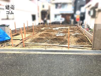 神戸市垂水区潮見が丘1丁目 新築一戸建て 2021/9/17現地撮影