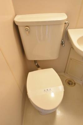 【トイレ】リバティヒルズ八幡山