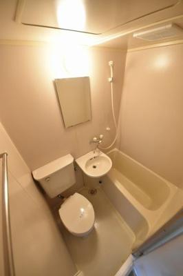 【浴室】リバティヒルズ八幡山