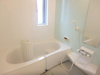 【浴室】棒屋第九下池ハイツ