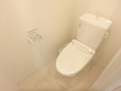 【トイレ】棒屋第九下池ハイツ
