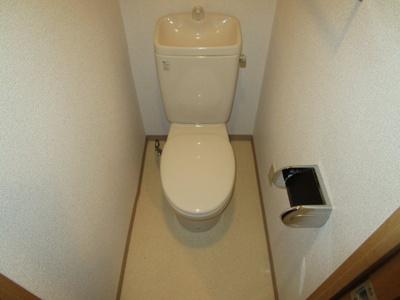 【トイレ】レジディア新中野