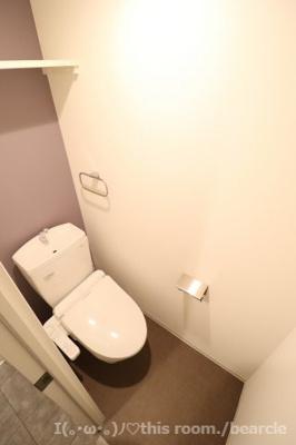 【トイレ】インサイトルポ山科小野