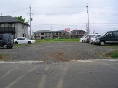 【外観】湯原駐車場