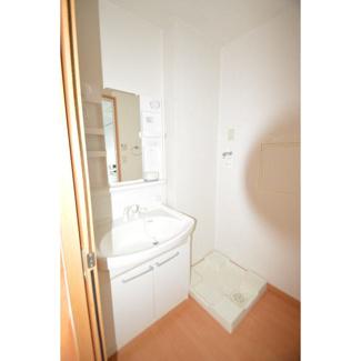 シャンプードレッサー・室内洗濯機置き場