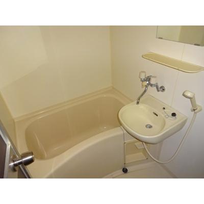 【浴室】シティコーポ丹波島