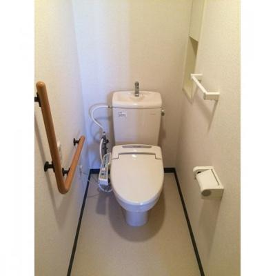 【トイレ】サングランパ