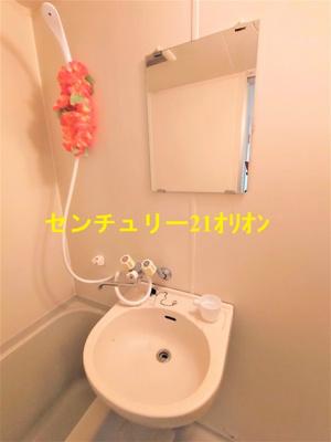 【洗面所】メゾン・クレール(豊島園)