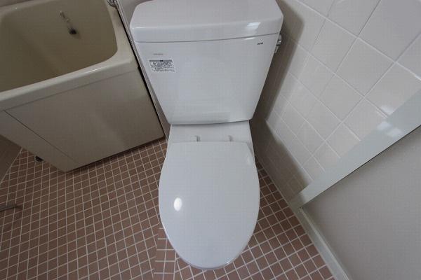 【トイレ】第1木村マンション