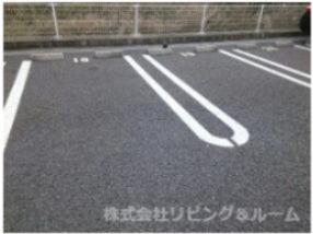 【駐車場】ステラ マーレ・Ⅱ棟