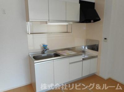 【キッチン】ステラ マーレ・Ⅱ棟