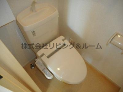 【トイレ】ステラ マーレ・Ⅱ棟