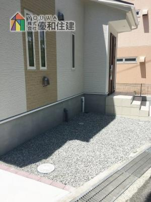 【外観:施工例】神戸市垂水区潮見が丘1丁目新築一戸建て