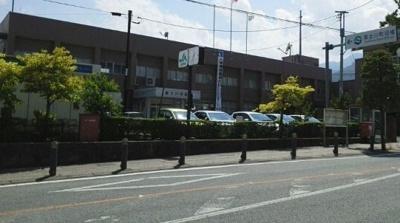 富士川町役場まで1400m