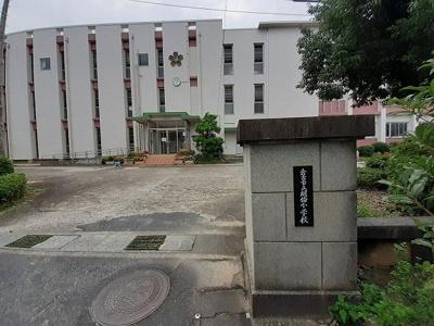 倉吉市立明倫小学校まで1400m