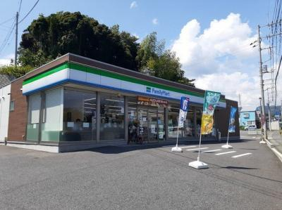 ファミリーマート日立小木津店まで550m